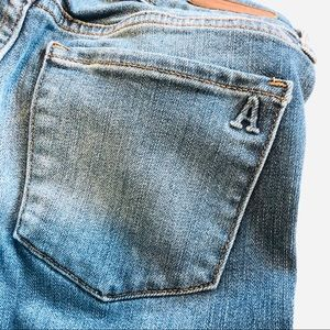 Articles Of Society Jeans - Articles of society skinny jeans raw hem